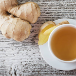 Ginger Tea For Flu